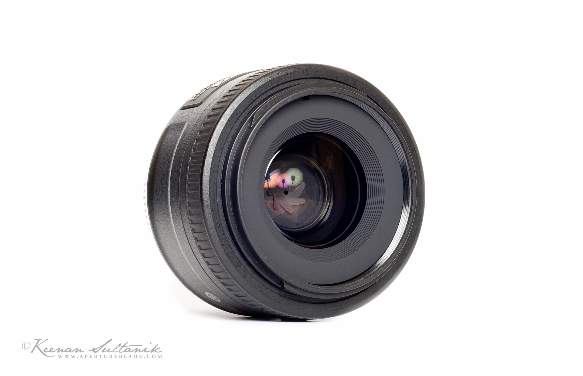 Lens in Studio