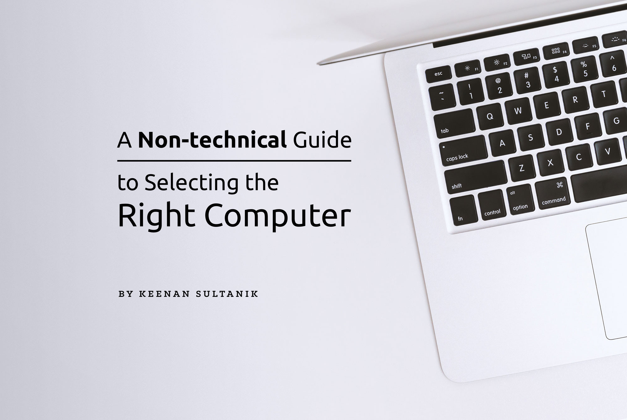 Computer equipment: a selection of articles